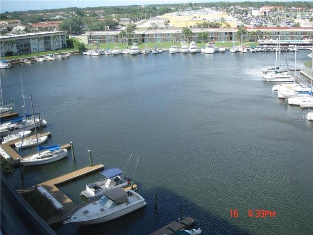 4939 Floramar Terrace #803, New Port Richey, FL 34652 (MLS #W7801374) :: RE/MAX CHAMPIONS