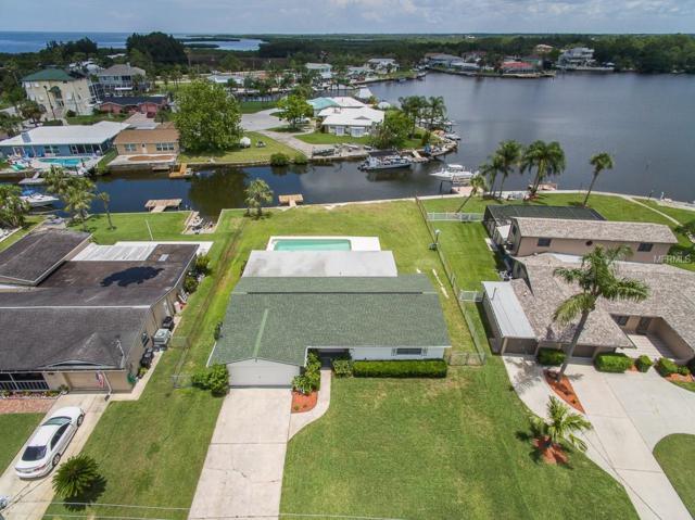 4917 Waterside Drive, Port Richey, FL 34668 (MLS #W7801557) :: The Duncan Duo Team