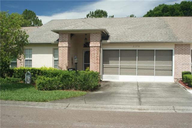 2170 Springmeadow Drive, Spring Hill, FL 34606 (MLS #W7801756) :: The Duncan Duo Team
