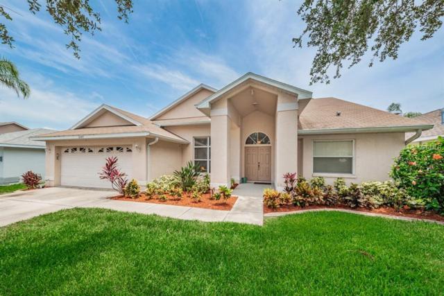 1289 Jasmine Lake Drive, Tarpon Springs, FL 34689 (MLS #W7802007) :: Revolution Real Estate