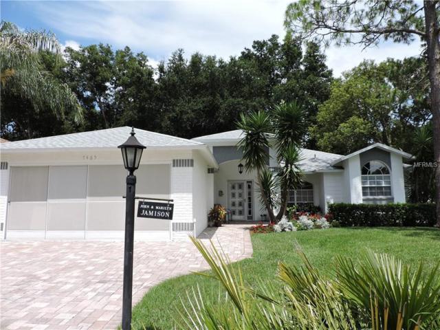 7465 Hidden Hills Drive, Spring Hill, FL 34606 (MLS #W7802046) :: The Duncan Duo Team