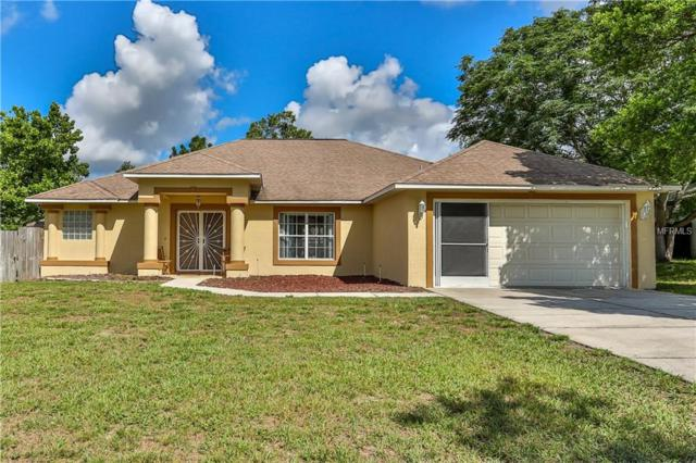 1469 Deborah Drive, Spring Hill, FL 34609 (MLS #W7802207) :: The Lockhart Team