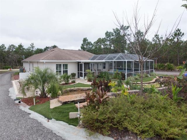 18328 Maberly Road, Weeki Wachee, FL 34614 (MLS #W7802314) :: The Lockhart Team
