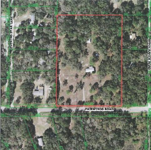 12625 Fairwinds Road, Hudson, FL 34669 (MLS #W7802321) :: NewHomePrograms.com LLC