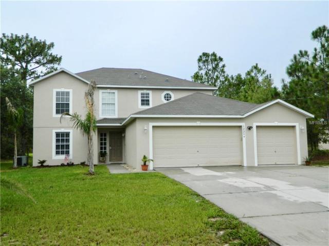 12299 Lark Sparrow Road, Weeki Wachee, FL 34614 (MLS #W7802386) :: The Lockhart Team