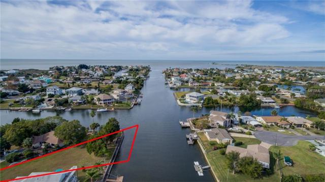4370 (Lot 3) Flexer Drive, Hernando Beach, FL 34607 (MLS #W7802504) :: Mark and Joni Coulter | Better Homes and Gardens