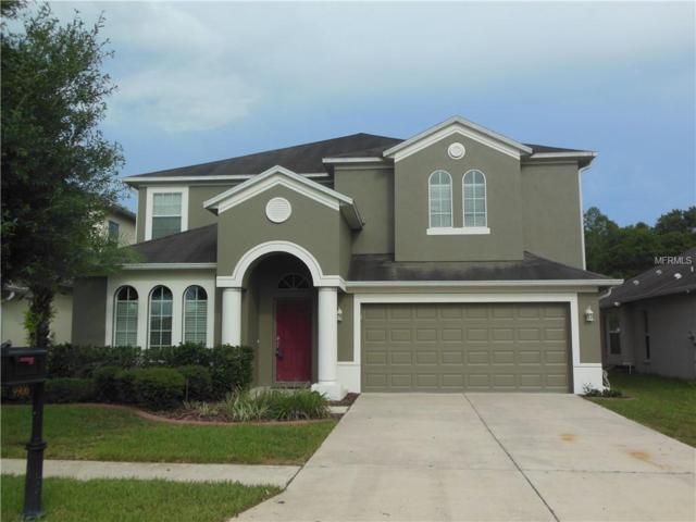 9906 Bowden Mill Court, Land O Lakes, FL 34638 (MLS #W7803027) :: Delgado Home Team at Keller Williams