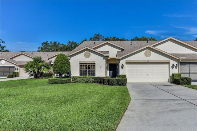 417 Candlestone Court, Spring Hill, FL 34609 (MLS #W7803214) :: The Duncan Duo Team