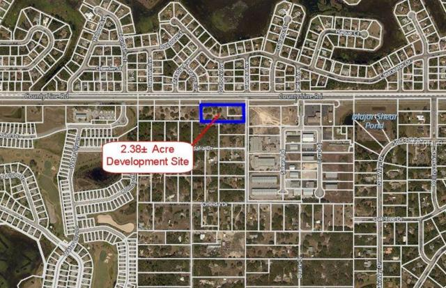 County Line Road, Spring Hill, FL 34607 (MLS #W7803316) :: The Duncan Duo Team