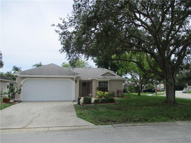 4200 Northampton Drive, New Port Richey, FL 34653 (MLS #W7803321) :: The Duncan Duo Team