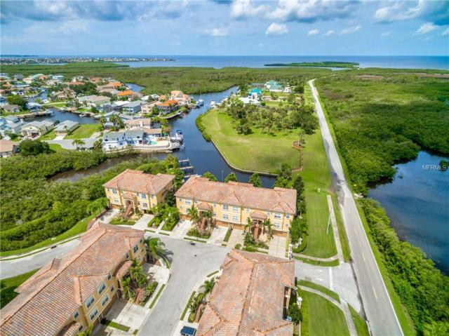 6531 Channelside Dr, New Port Richey, FL 34652 (MLS #W7803541) :: The Duncan Duo Team