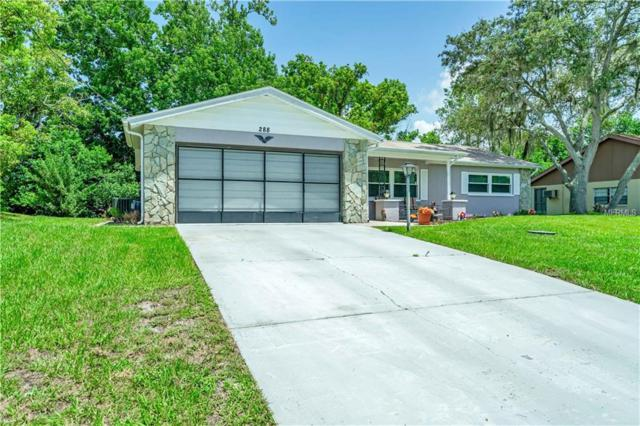 288 Killinger Avenue, Spring Hill, FL 34606 (MLS #W7803884) :: Premium Properties Real Estate Services