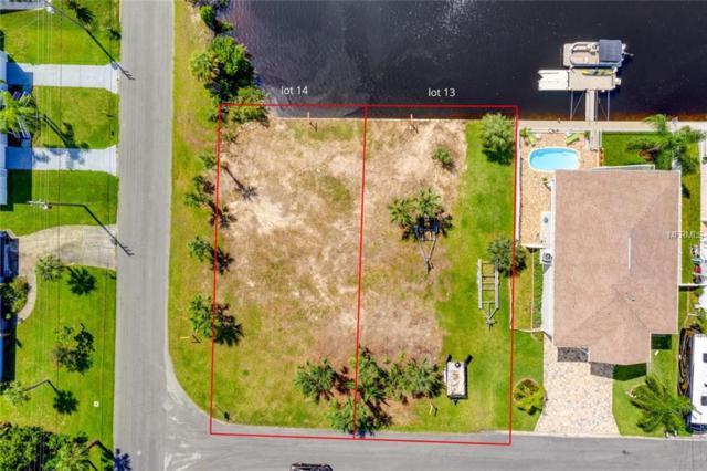 Lot 13 2ND ISLE Drive, Hernando Beach, FL 34607 (MLS #W7804053) :: The Duncan Duo Team