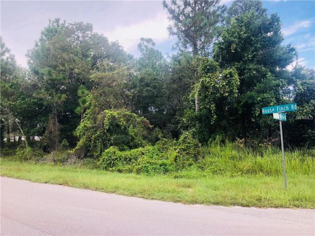 12330 House Finch Road, Weeki Wachee, FL 34614 (MLS #W7804176) :: Griffin Group