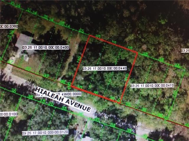 00 Hialeah #1, New Port Richey, FL 34654 (MLS #W7804397) :: G World Properties