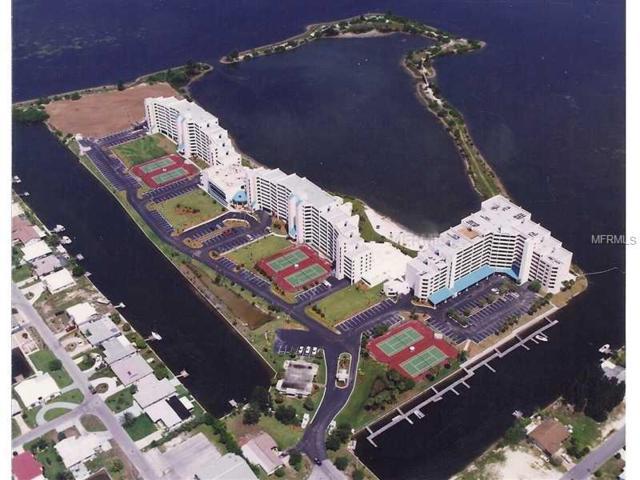 6009 Sea Ranch Drive #704, Hudson, FL 34667 (MLS #W7804563) :: Team Bohannon Keller Williams, Tampa Properties