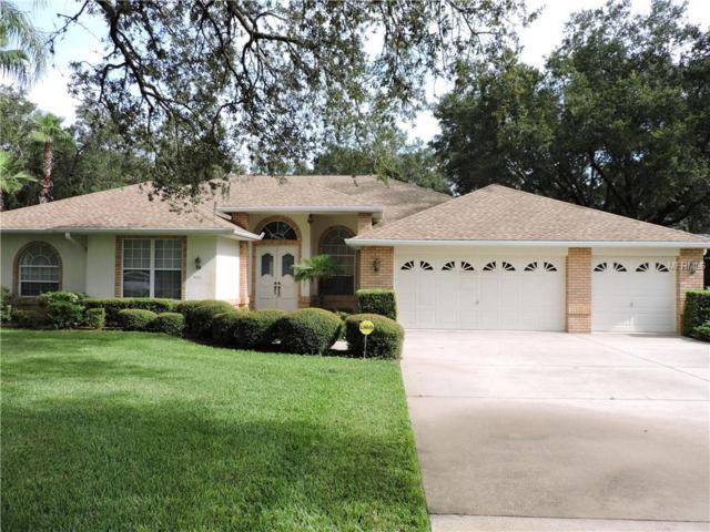 4451 Rachel Boulevard, Spring Hill, FL 34607 (MLS #W7804788) :: The Duncan Duo Team