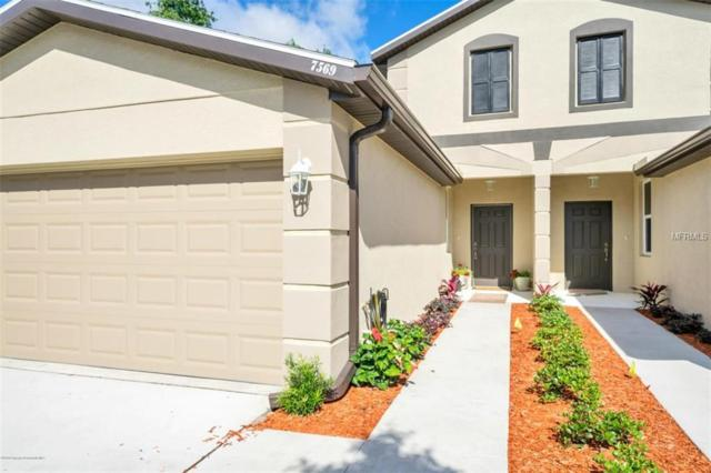 7630 Dawson Creek Lane, New Port Richey, FL 34654 (MLS #W7804889) :: The Duncan Duo Team