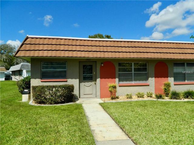11821 Carissa Lane 15-A, New Port Richey, FL 34654 (MLS #W7805275) :: Team Bohannon Keller Williams, Tampa Properties