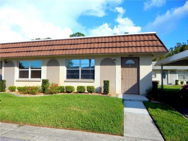 11812 Carissa Lane #11812, New Port Richey, FL 34654 (MLS #W7805309) :: Team Bohannon Keller Williams, Tampa Properties