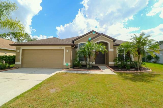 27122 Hollybrook Trail, Wesley Chapel, FL 33544 (MLS #W7805356) :: RE/MAX CHAMPIONS