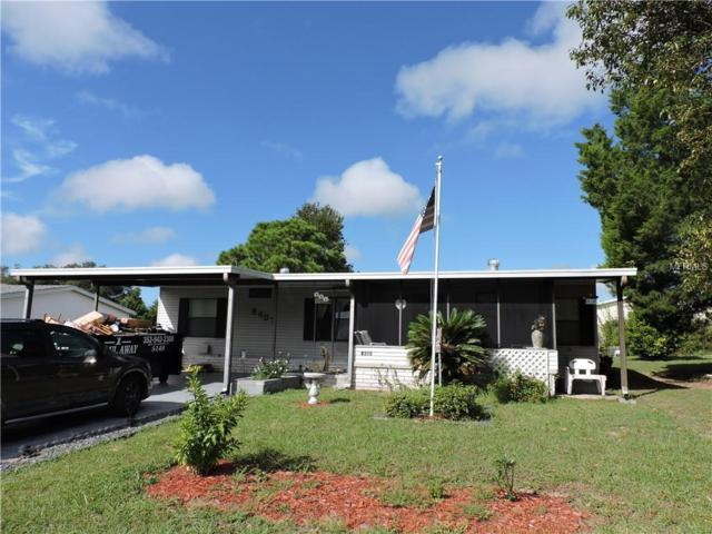 8407 Mohican Avenue, Brooksville, FL 34613 (MLS #W7805424) :: Mark and Joni Coulter | Better Homes and Gardens