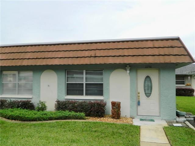 11736 Bayonet Lane 87-B, New Port Richey, FL 34654 (MLS #W7805631) :: The Duncan Duo Team