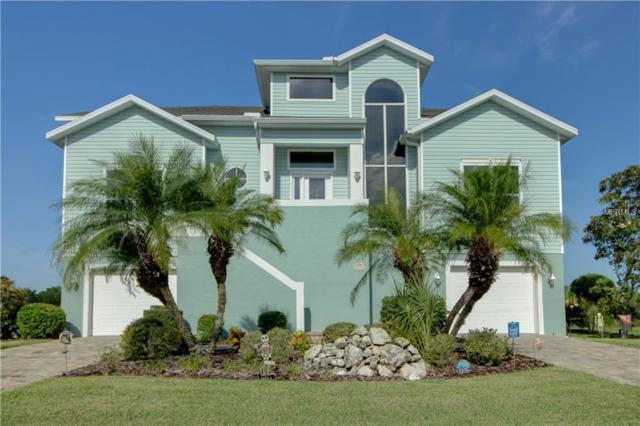 3375 Bluefish Drive, Hernando Beach, FL 34607 (MLS #W7805681) :: The Price Group