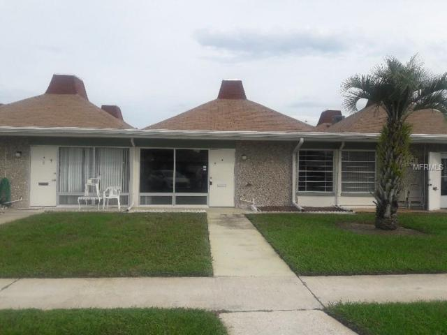 4341 Tahitian Gardens Circle C, Holiday, FL 34691 (MLS #W7805689) :: The Duncan Duo Team