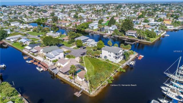 4066 Centavo Court, Hernando Beach, FL 34607 (MLS #W7805924) :: The Price Group