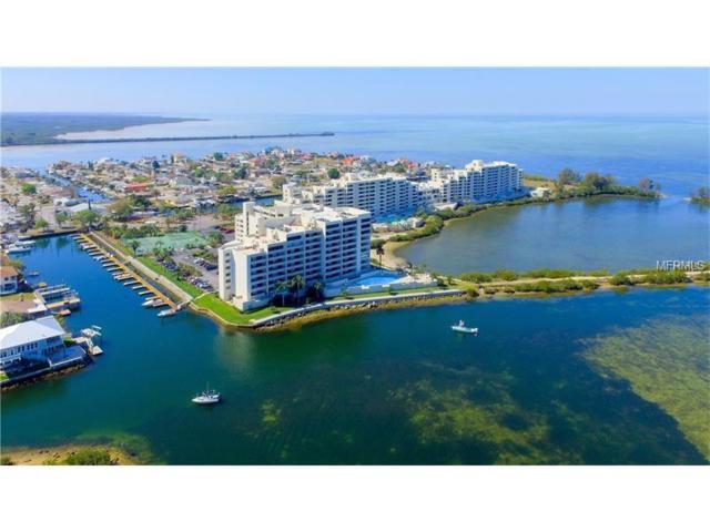 6009 Sea Ranch Drive #706, Hudson, FL 34667 (MLS #W7805929) :: Team Bohannon Keller Williams, Tampa Properties