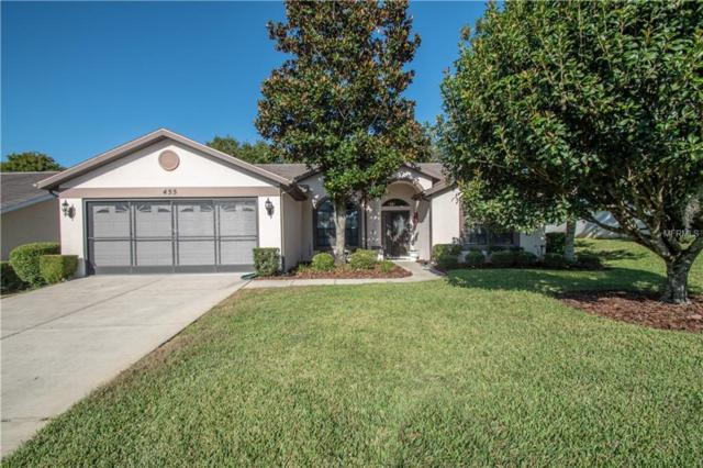 455 Mistwood Court, Spring Hill, FL 34609 (MLS #W7806363) :: The Duncan Duo Team