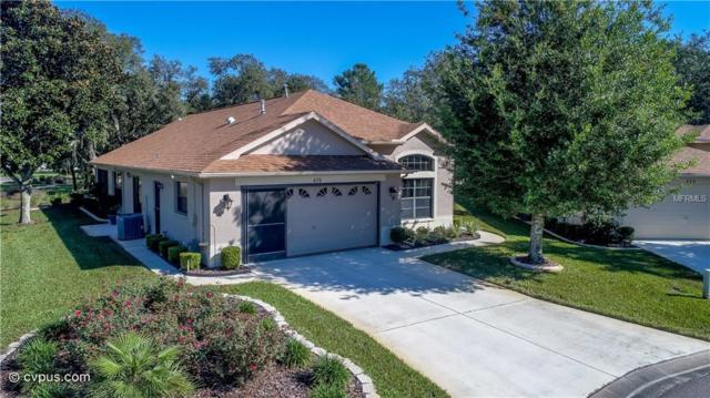 478 Candlestone Court, Spring Hill, FL 34609 (MLS #W7806886) :: The Duncan Duo Team