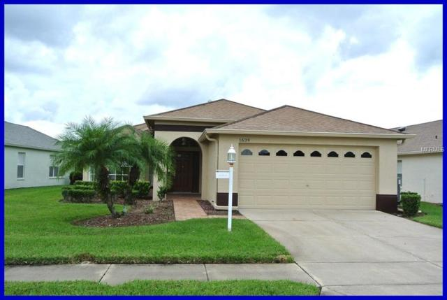 1639 Arbor Knoll Loop, Trinity, FL 34655 (MLS #W7806910) :: Delgado Home Team at Keller Williams