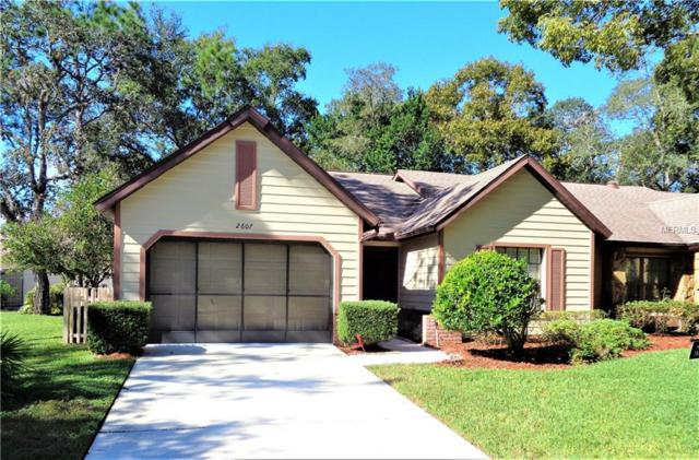 2607 Saw Grass Circle, Spring Hill, FL 34606 (MLS #W7806983) :: RE/MAX Realtec Group