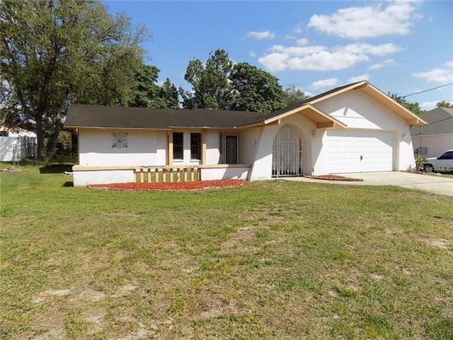 2254 Deborah Drive, Spring Hill, FL 34609 (MLS #W7807069) :: EXIT King Realty