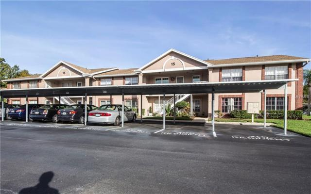 6431 Spring Flower Drive #22, New Port Richey, FL 34653 (MLS #W7807515) :: Team Virgadamo