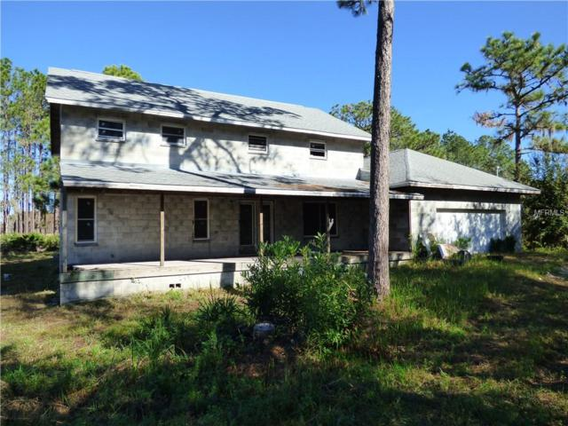 17540 Cedarwood Loop, Lutz, FL 33558 (MLS #W7807519) :: The Duncan Duo Team