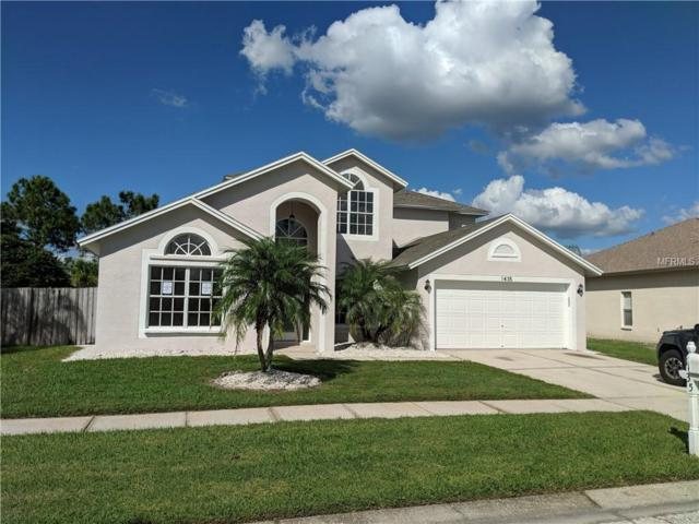 1435 Hatcher Loop Drive, Brandon, FL 33511 (MLS #W7807577) :: Florida Real Estate Sellers at Keller Williams Realty