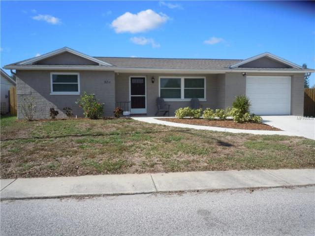 9211 Sterling Lane, Port Richey, FL 34668 (MLS #W7808024) :: Jeff Borham & Associates at Keller Williams Realty