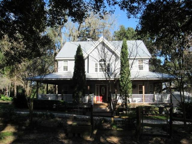 4310 Neff Lake Road, Brooksville, FL 34601 (MLS #W7808429) :: Jeff Borham & Associates at Keller Williams Realty