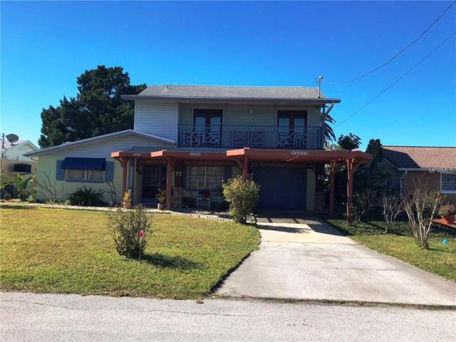 13703 Lagoon Drive, Hudson, FL 34667 (MLS #W7808459) :: Remax Alliance