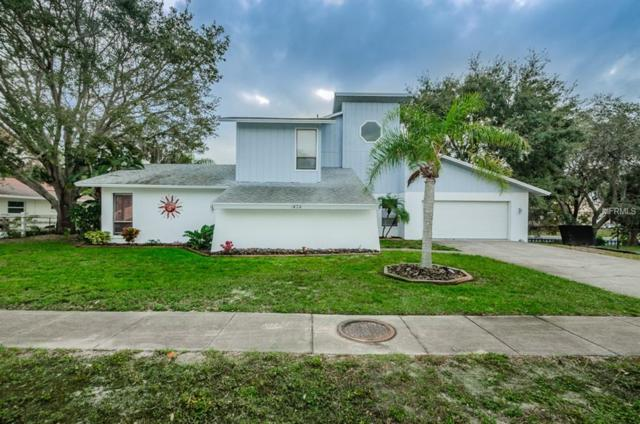1474 Lakeview Drive, Tarpon Springs, FL 34689 (MLS #W7808469) :: Jeff Borham & Associates at Keller Williams Realty