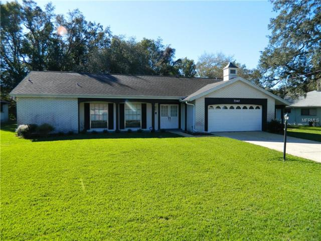 7340 Tranquil Drive, Spring Hill, FL 34606 (MLS #W7808676) :: RE/MAX Realtec Group