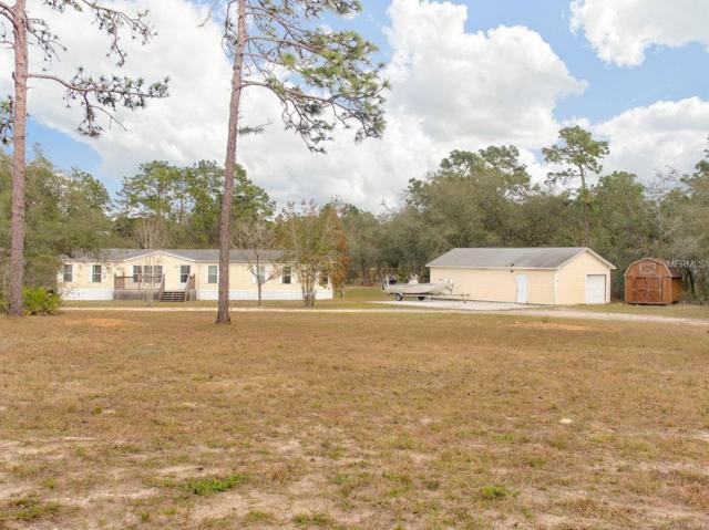 6270 Nodoc Road, Brooksville, FL 34609 (MLS #W7808679) :: Gate Arty & the Group - Keller Williams Realty