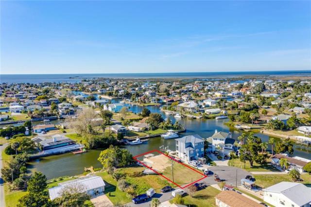 4393 Lot 11 3RD ISLE Drive, Hernando Beach, FL 34607 (MLS #W7808786) :: Team Bohannon Keller Williams, Tampa Properties