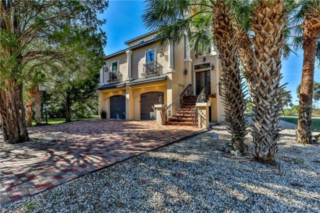 3505 Minnow Creek Drive, Hernando Beach, FL 34607 (MLS #W7808882) :: The Duncan Duo Team