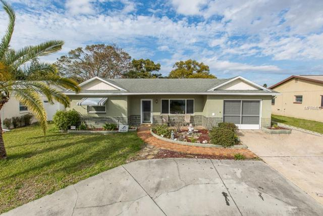 7415 Cay Drive, Port Richey, FL 34668 (MLS #W7809284) :: The Duncan Duo Team