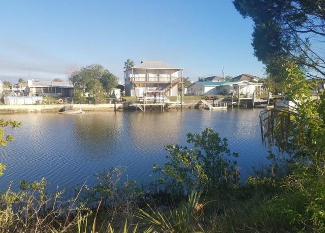 00 Bellaire Drive, Hernando Beach, FL 34607 (MLS #W7809294) :: The Duncan Duo Team