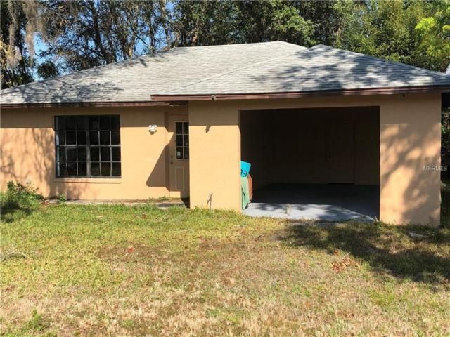 11831 State Road 52, Hudson, FL 34669 (MLS #W7809300) :: The Duncan Duo Team